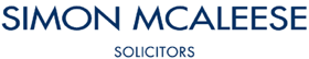 Simon McAleese Solicitors Logo